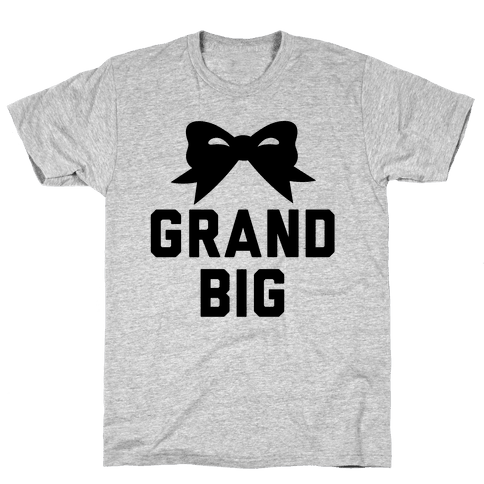 Grand Big Mens T-Shirt