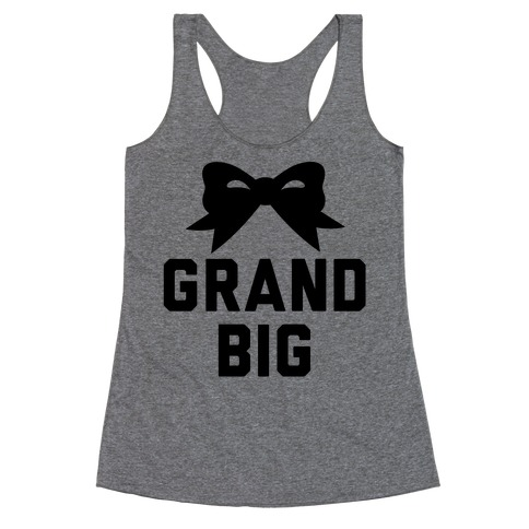 Grand Big Racerback Tank Top