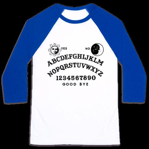 Ouija  Baseball Tee