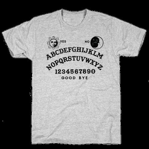 Ouija  Mens T-Shirt