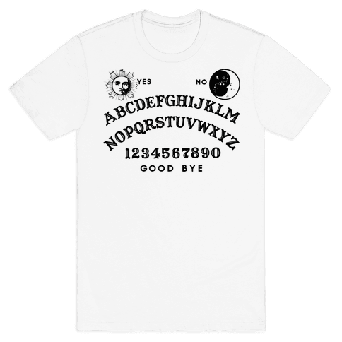 Ouija  Mens T-Shirt