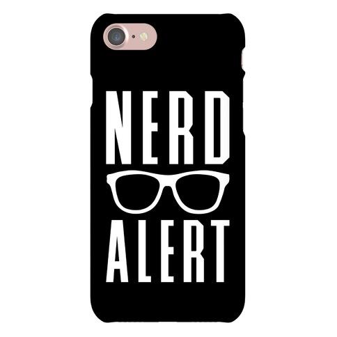 Nerd Alert Phone Case