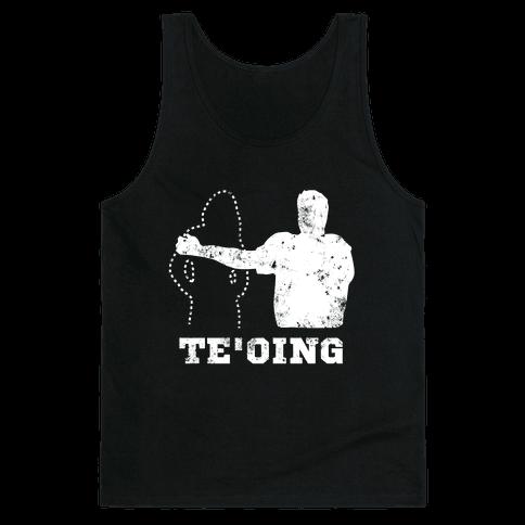 Te'oing Tank Top