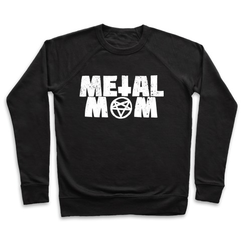 Metal Mom Pullover