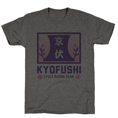 KyoFushi Cycle Racing Team Mens T-Shirt
