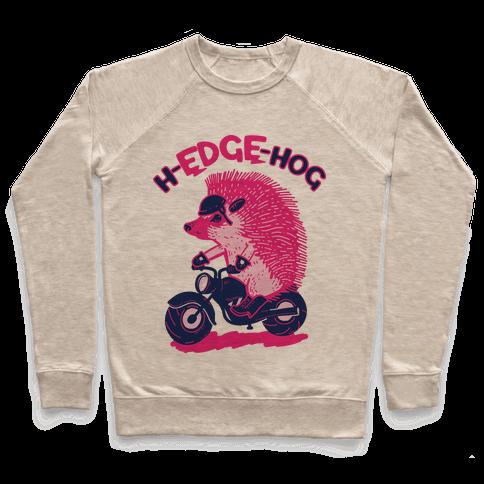 h-EDGE-hog Pullover