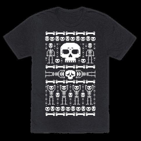 Ugly Skeleton Sweater