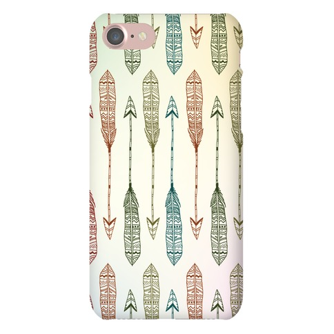 Aztec Arrows Phone Case