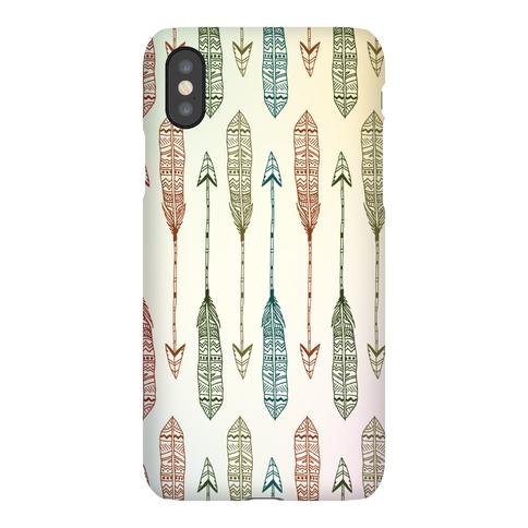 Aztec Arrows Phone Case