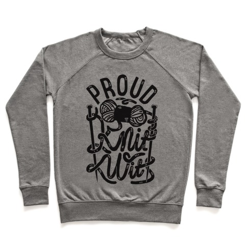 Proud Knit Wit Pullover