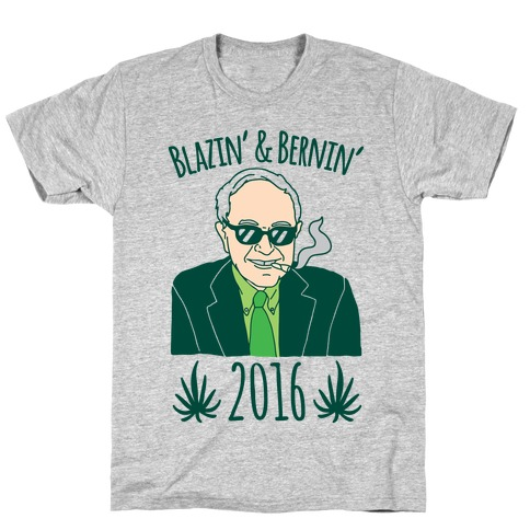 Blazin' and Bernin' 2016 T-Shirt