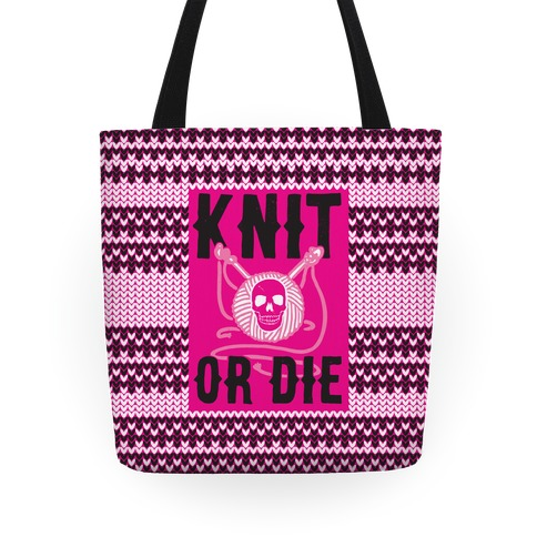 Knit or Die Tote