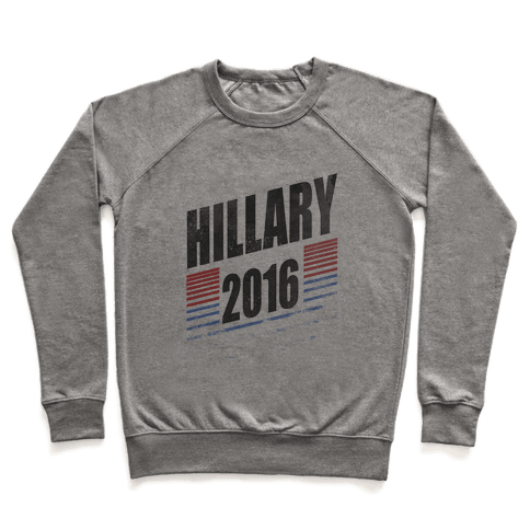 Hillary Clinton 2016 Pullover