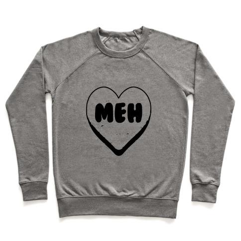 Valentine's Day Heart Meh Pullover