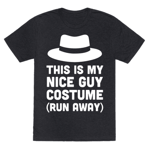This Is My Nice Guy Costume