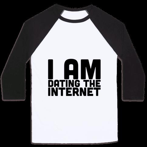 The Internet Baseball Tee