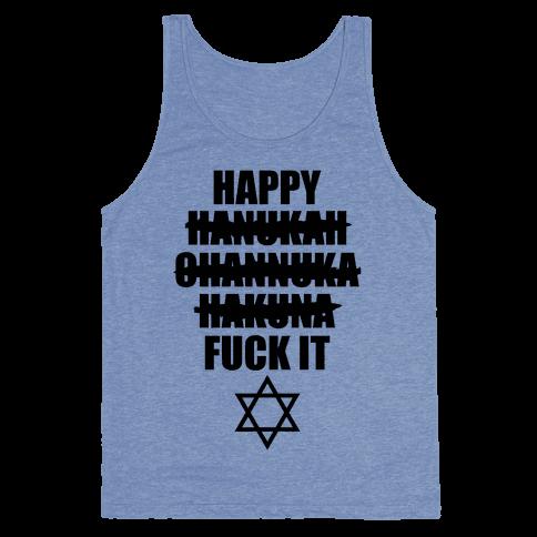 Happy Hakuna Tank Top