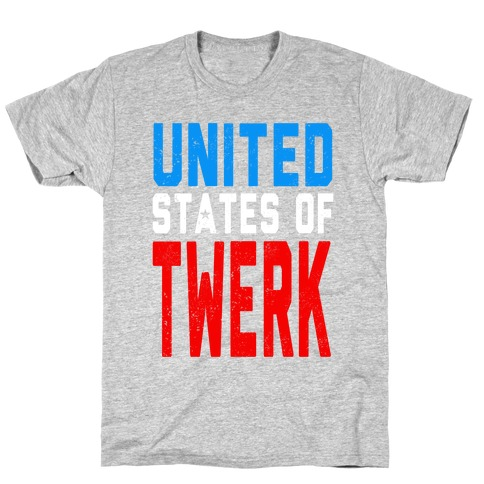 United States of TWERK (Juniors) T-Shirt