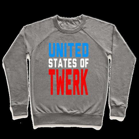 United States of TWERK (Juniors) Pullover