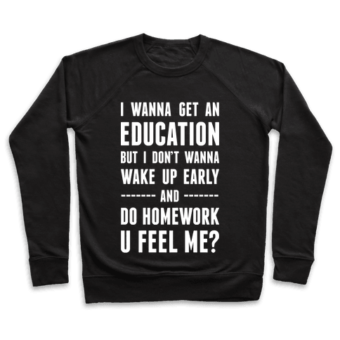 Education Pullover