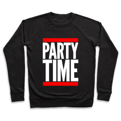 Party Time Pullover
