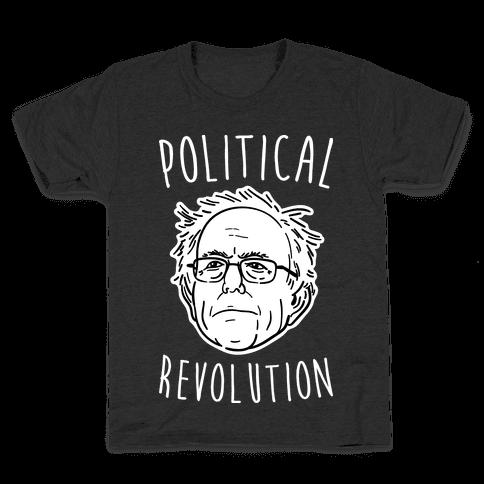 Bernie Political Revolution Kids T-Shirt