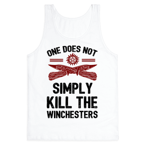 One Does Not Simply Kill The Winchesters