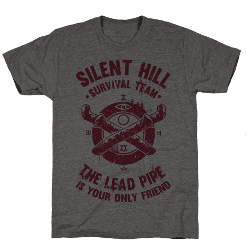 Silent Hill Survival Team The Lead Pipe Is Your Only Friend