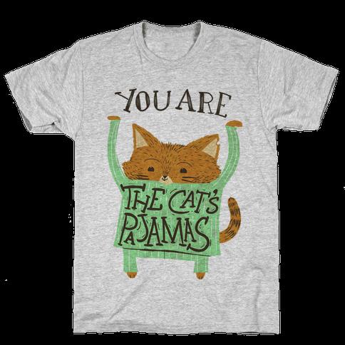 Cat's Pajamas Mens T-Shirt