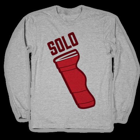 Solo Mates 1 Long Sleeve T-Shirt