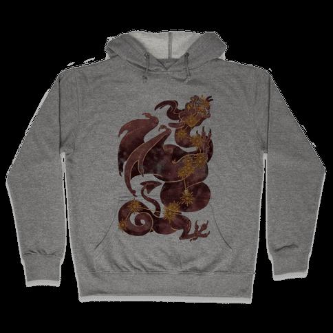 The Constellation Hydra Hooded Sweatshirt