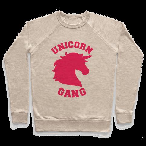 Unicorn Gang Pullover