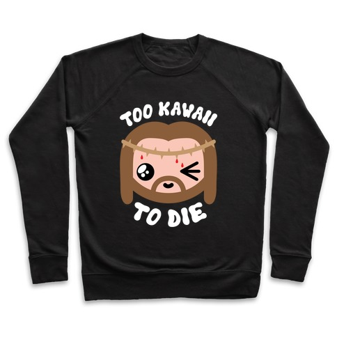 Kawaii Jesus-Kun Pullover
