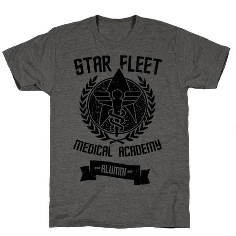 Star Fleet Medical Academy Alumni T-Shirt