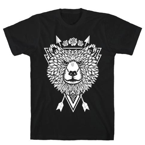 Indie Warrior Bear T-Shirt