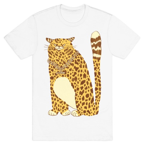 Big Chill Cat T-Shirt