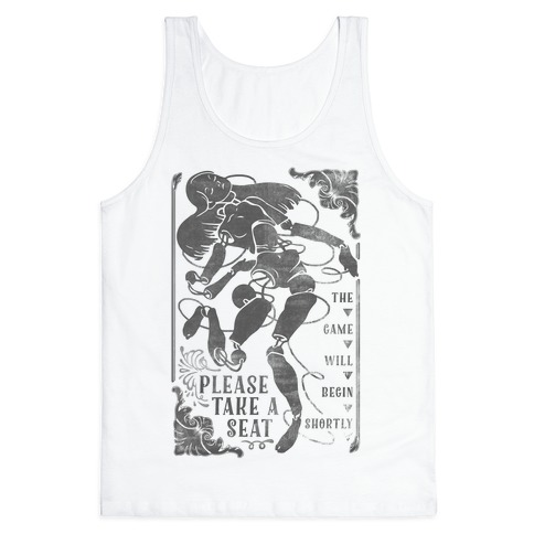 Death Parade Doll Tank Top