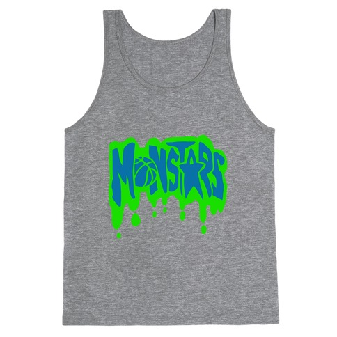 Monstars Tank Top