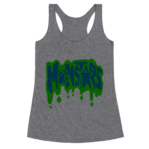 Monstars Racerback Tank Top