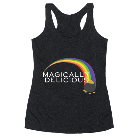Magically Delicious Racerback Tank Top