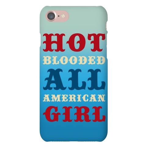 All American Girl Phone Case