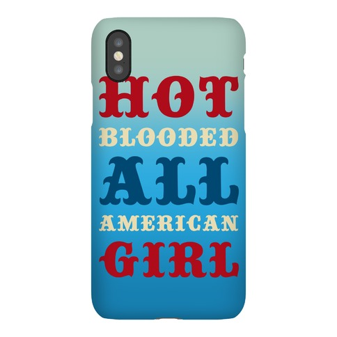 All American Girl Phone Case