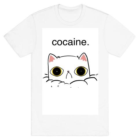 Kitty! No Cocaine! T-Shirt