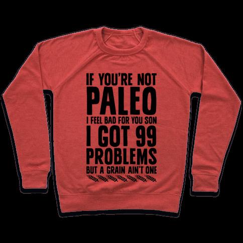 Paleo Problems Pullover