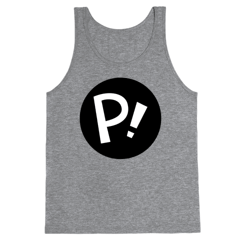 Fooly Cooly P! Sign Tank Top