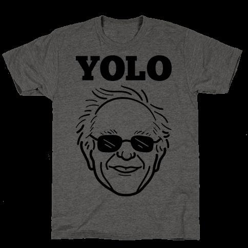 Bernie YOLO