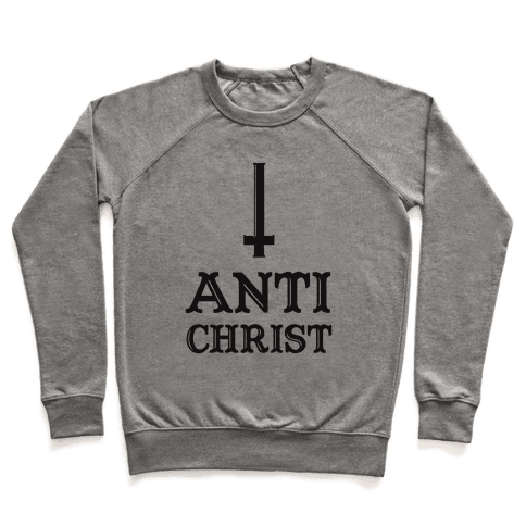 Baby Anti Christ Pullover