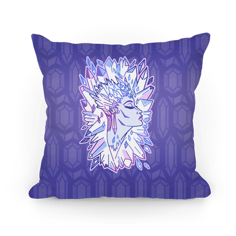 The Snow Queen Pillow