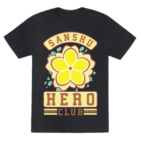 Sanshu Hero Club Fu