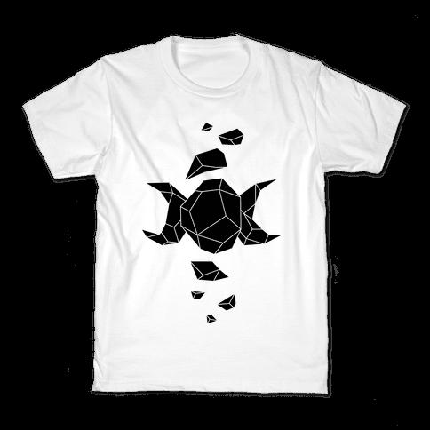 Crystal Triple Goddess Kids T-Shirt